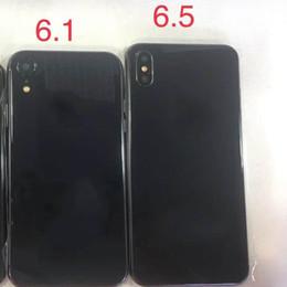 Pour Iphone XS Max 6.5 Faux moule factice pour Iphone XR 6.1 XS 5.8 mannequin modèle de téléphone mobile Machine uniquement pour l'affichage non-travail ? partir de fabricateur