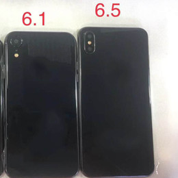 Única máquina online-Para Iphone XS Max 6.5 Fake Dummy Mould para Iphone XR 6.1 XS 5.8 Máquina modelo de teléfono móvil simulado Sólo para la pantalla No funciona