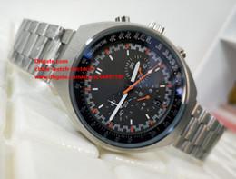 Wholesale Mark X - Luxury High Quality Watch 46.2mm x 46.2mm Mark II 327.10.43.50.06.001 Chronometer VK Quartz Chronograph Working Men Mens Watch Watches