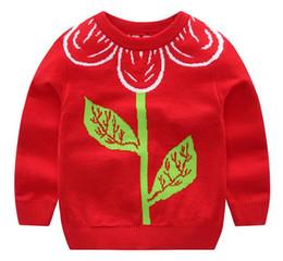 Hot Rose Pull Élégant Bébé Chandail Grande Exécution D'hiver Enfants Vêtements Fourniture 3 Couleur 10 pcs / lot ? partir de fabricateur