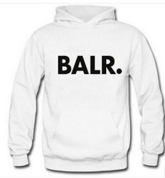 Wholesale White Wool Blend Coat - NEW BALR sweatershirt man  women Sweatershirt Sport Suit Casual Hoodies Sweatshirts Women balr Coat Hoody Sweatshirts