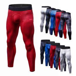 36373cdb6 Leggings New Tights Compression Pants Jogger Pantalones Hombre  SportTrousers Wicking Sportswear Pants Men Plus Size S-3XL