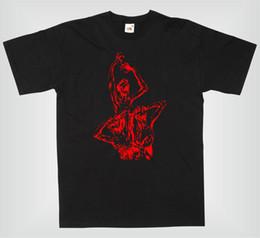 Nouveautés horribles en Ligne-ZOMBIES HORROR HALLOWEEN IMPRESSIONNANT T-SHIRT HOMME DRÔLE Casual T-shirt à manches courtes Nouveauté