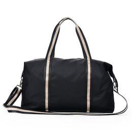 Дорожная сумка большой вещевой выходные сумки портативный путешествия большой емкости рюкзак багажа упаковка кубики путешествия камера организатор от Поставщики шнуры для обуви