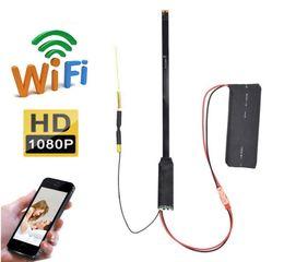 Application de caméra à distance iphone en Ligne-HD 1080 P Mini Module Caméra Wifi Sans Fil Nanny Cam Portable Enregistreur Vidéo Sécurité DVR pour IOS iPhone Android Téléphone APP Vue à Distance