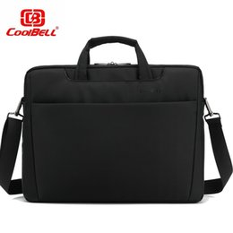 0cd0e76b2e16 Laptop bag 17.3 17 15 15.6 inch notebook shoulder Messenger bags Nylon  airbag men computer bags fashion handbags Women Briefcase