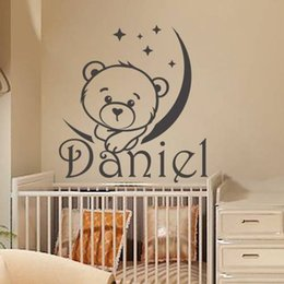Baby Namenswandabziehbilder Für Kinderzimmer Deutschland Versorgung
