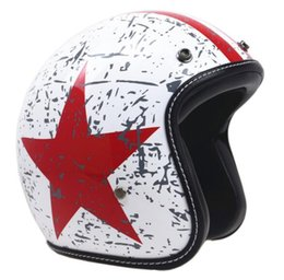 Capacetes de motocicleta personalizados on-line-Design totalmente personalizado leve locomotiva, retro motocicleta Harley, capacete Príncipe. Capacete de forma de carro elétrico