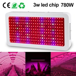Wholesale Plant Lights For Sale - Hot Sale 260*3W High Power LED Chip 780W Full Spectrum LED Grow Light For Veg Bloom,Hydroponic Planting