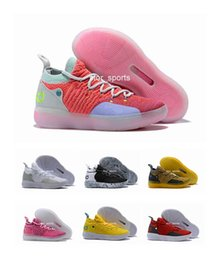 64c4d0222c78 kd easter shoes mens Coupons - 2018 New Arrival KD 11 Mens Basketball Shoes