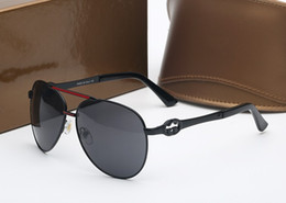 Wholesale men sunglasses night - 2018 Vintage Retro Aviator Sunglasses Men Night Driving Glasses Women Brand Designer Pilot HD UV400 Mirror oculos