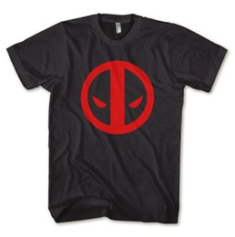 Tshirt de couleur en Ligne-Deadpool 1 Color, T-shirt Homme