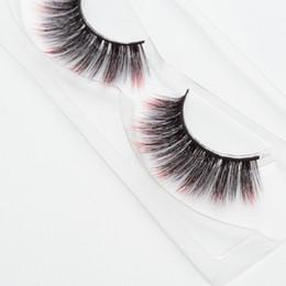 8da8f750a08 SeashineChina supplier new style 3d silk lashes false eyelashes 3d colorful  eyelash strip lashes wholesale factory price free shipping