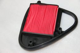 Encaixe do filtro de ar on-line-Motocicleta Air Filter fit Para Honda STEED 400 VLX400 95-97 VLS400 95-97 CRF CRM250 RM250 filtros de ar da motocicleta