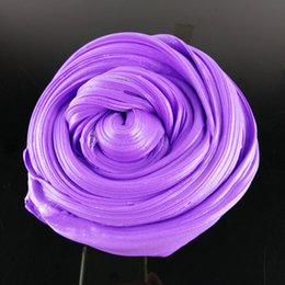 Wholesale Whipping Cream - 100ml=40g butter slime form crystal soil squishy lab slime toy putty clear clay Whipped cream rubber mud d0