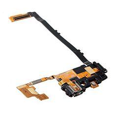 Parties du nexus en Ligne-100% TESTÉ ORIGINAL pour Nexus 5 Flex Câble Connecteur Micro USB Dock Dock D820 D821 Pièces de rechange