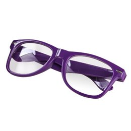 53a395eb96fe4 2018 Popular Plastic Glasses Eyeglasses Optical Glasses Clear Lens for  Decoration Support Outdoor Walking Cycling Accessories