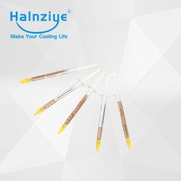 Wholesale Thermal Greases - Gold ultra performance heat sink Thermal Grease Heatsink Compound  Thermal Paste HY610 TU1g
