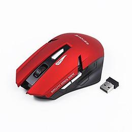 Pacote de varejo de mouse sem fio on-line-2018 Original iMice E-1700 Sem Fio Gaming Mouse Óptico USB Mouse de Computador Com Receptor 2.4G 6 Botões Ratos Pacote de Varejo