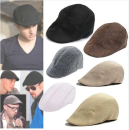 2019 шляпа мужчины плющ крышка Fashion Casual Unisex Duckbill Caps Men Women Driving Sun Flat Cabbie Newsboy Beret Hat Causal Gatsby Ivy Cap скидка шляпа мужчины плющ крышка