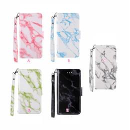 Canada Housse amovible en cuir amovible pour iPhone 10 8 7 6 Galaxy Note 9 S9 Housse Huawei P20 Lite Pro pour marbre Coque Rock Stone Magnetic Offre