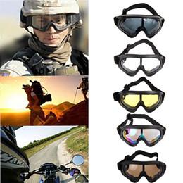 Skibrillen Snowboard Motorrad Staubdichte Sonnenbrillen Skibrillen UV400 Anti-Fog Outdoor Sports Windproof Eyewear Glasses von Fabrikanten