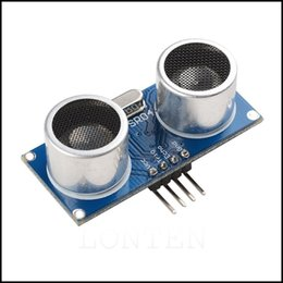 Wholesale Ultrasonic Sensor Modules - HC-SR04 Ultrasonic Sensor Distance Measuring Module
