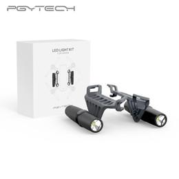 Argentina El kit de luces LED de PGYTECH para accesorios de DJI Spark no incluye los juguetes para baterías Pasatiempos / juguetes de control remoto / accesorios Suministro