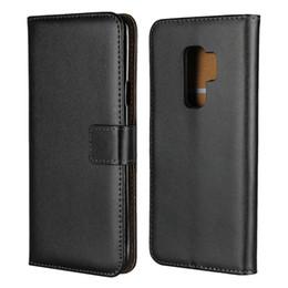 Iphone флип чехол для кредитных карт онлайн-Подлинная реальная правда кожаный бумажник чехол для Iphone XR XS MAX X 8 7 6 6 S SE 5 5s Galaxy S9 S8 S7 Edge Примечание 9 8 ID кредитной карты ПК откидная крышка