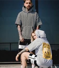 Wholesale Print Billboard - Street billboard spring BOOM letter printing cap short sleeved hip-hop skateboard loose men T-shirt