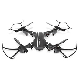 2019 мини-камера wifi drone Мини RC беспилотный 8807HD - г складной вертолет Quadcopter мини беспилотный rtf беспроводной доступ в интернет с FPV HD камера голосовое управление/G-датчик режим против XS809W скидка мини-камера wifi drone