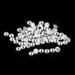 diverse pietre di colore Sconti totale 14 carati diverse dimensioni melee pietre moissanite colore bianco taglio rotondo brillante sulle vendite