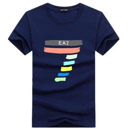 Wholesale Hip Hop Long T Shirts - 2018 Men T shirt Summer Promotions fashion Hip-Hop Shirt Round collar short sleeve T-shirt wholesale short sleeves