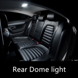 Shinman 9 pcs Auto Led Ampoule Haute Lumineuse Lampe De Voiture Intérieure Lumière Accessoires Pour volkswagen VW CC 2012 ? partir de fabricateur