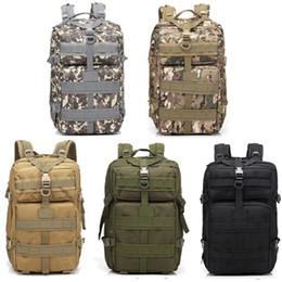 aa0306545ad16 2019 outdoor-rucksack 45l 45L Outdoor Sport Militärischer Taktischer  Rucksack Molle Rucksäcke Camping Trekking Bag