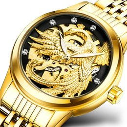 Wholesale Ladies Stainless Steel Skeleton Watch - TEVISE Women Watches Skeleton Phoenix Mechanical Watch Ladies wristwatches Automatic Winding Waterproof TEVISE Automatico montre femme