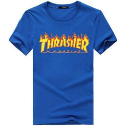 Wholesale top couple tshirt - Mens New Designer Shirt Couple Fashion Sport Tide Brand Clothing Tshirt Hip Hop Harajuku Tops Women Clothing M-3XL