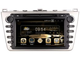 Wholesale Mazda Mazda6 - Android 7.1 Car DVD Player GPS Navigation for Mazda 6 Mazda6 2008-2013 with Radio BT USB AUX WIFI Stereo Head Unit