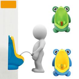 Higiénico para niños Orinal Orinal Entrenador Baño de maní Montado en la pared para baño de Baby Boy Orinador de Penico Diente desde fabricantes