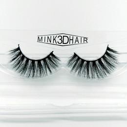 Wholesale make code - 3D Mink False Eyelashes 3D False Eyelashes 20 codes 3D Mink Full Strip False Eyelash Long Individual Eyelashes Mink Lashes