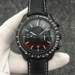 Wholesale Geneva Classic Watch - Men's Classic Moonwatch Drak Speed Moonphase watches Automatic Mechanical Mens Luxury Brand Geneva Watch Sports Fashion roles Casual Watches