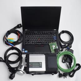Super-mb estrela c5 on-line-Super para MB Star C5 SD conectar para mb cartuck diagnóstico também sd c5 com laptop t410 i7 4g hdd 320 gb windows 7