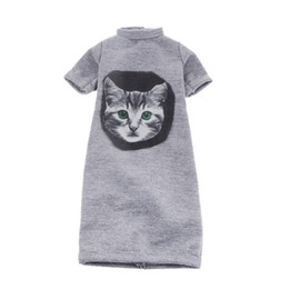 Wholesale Dolls Clothes Bjd - New High Quality for 1 3 BJD SD DZ LUTS Dolls T- Shirt Fashion Short Sleeve Long Clothes Accessory Best Gift Kids Girl Baby Toys