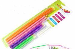 Wholesale bag sealing sticks - New Arrive Magic Bag Sealer Stick Unique Sealing Rods Great Helper For Food Storage Free