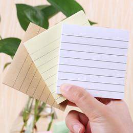 Заметки цвет страницы онлайн-новый офис канцелярские Sticky Notes площадь Soild цвет Memo Pad 80 страниц наклейка закладка Point it маркер Memo наклейка бумаги