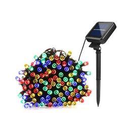 lanterna chinesa luzes de natal Desconto Luzes Da Corda Solar 32 m 300 LED Fada CONDUZIU a Tira Solar Lâmpadas Jardim Gramado Do Casamento Do Feriado Decoração de Festa de Natal lampe solaire
