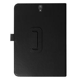 "S3 pieghevole online-Custodia in pelle PU per Samsung Galaxy Tab S3 9.7 ""T820 T825 Slim pieghevole"