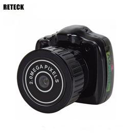 Wholesale Candid Cameras - Mini Camera Digital HD Sport Camcorder Micro Cam Video Voice Recorder Webcam Smallest Candid Nanny Espia Secret