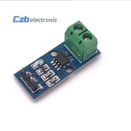 2019 módulo actual Envío Gratis Venta Caliente ACS712 30A Módulo de Módulo de Sensor de Corriente Hall Módulo ACS712 Para Arduino 30A módulo actual baratos