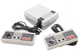 Wholesale Free Games Tv - Mini TV Game Console Handheld for NES games consoles with retail boxs hot sale free dhl 11111